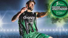 Laprovittola se consagra como máximo anotador de la Liga Endesa