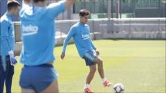El equipo de Ernesto Valverde se prepara para la Copa del Rey