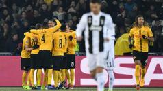 Champions League (J6): Resumen y goles del Young Boys 2-1 Juventus