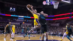 La NBA se rinde, por fin, a Lonzo Ball