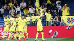 LaLiga (J37): Resumen y goles del Villarreal 1-0 Eibar