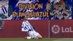 En-Nesyri hace historia con el primer 'hat-trick' del Leganés en Primera
