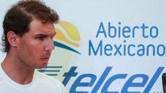 Así presentaron a los participantes del Abierto Mexicano de Tenis