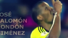 MX: Los mejores goles de Rondón con Venezuela