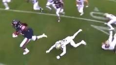 Touchdown de leyenda de 102 yardas de Cordarrelle Patterson grabado por la sky-cam
