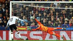 Champions League (Grupo H): Resumen y goles del Valencia 2-2 Chelsea