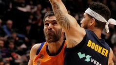 Liga ACB. Resumen: Valencia 82-62 Murcia