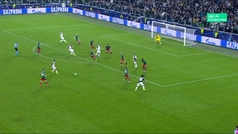 Los dos zurdazos de Dybala en tres minutos que salvaron a la Juventus