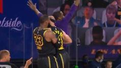 El 'plantón' de los Lakers a JR Smith