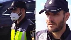 """Craviotto vuelve a la Policía: """"Ya habrá tiempo para ponerse en forma"""""""