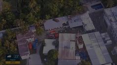 Un incendio en el centro de entrenamiento del Flamengo deja diez muertos