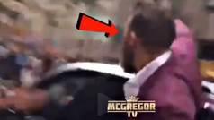 El vídeo más surrealista de Conor McGregor gritando en la calle