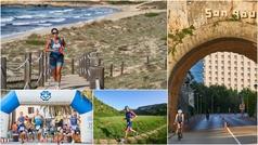 Vadell y Esbert ganan el Triatlón Olímpic Son Bou en Menorca