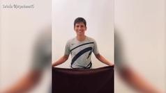 Jürgen Damm anuncia su fichaje con el Atlanta United con un divertido baile