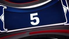 To 5 NBA: Derrick Jones Jr. posteriza al gigante que pudo haber sido del Estudiantes