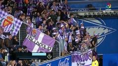 Gol de Joaquín (2-1) en el Alavés 2-2 Valladolid