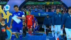 Copa América (Grupo B): Resumen y goles Argentina 1-1 Paraguay