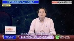 David Sánchez confiesa a Pipitoniso por qué equipo apostó