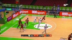 Liga ACB: Betis 55-84 UCAM Murcia