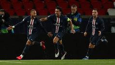 Champions League (octavos, vuelta): Resumen y goles del PSG 2-0 Dortmund