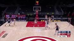 La histórica noche de Westbrook para convertirse en leyenda NBA