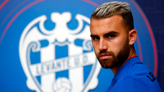 """Borja Mayoral: """"Ojalá en unos años pueda ser el nueve del Madrid"""""""