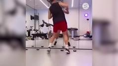 El curioso entrenamiento de Neuer que sorprendió al Bayern