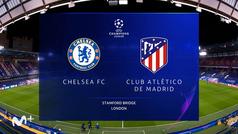 Champions League (Octavos vuelta): Resumen y gol del Chelsea 2-0 Atlético