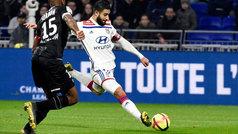 Ligue 1 (J25): Resumen y goles del Lyon 2-1 Guingamp