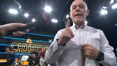 """Alfredo Duro sorprende a los 59 años: """"Voy a debutar como boxeador"""""""