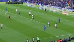 Gol de Jorge Molina (3-0)  Getafe 3-0 Sevilla