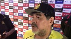 """Diego Maradona: """"Tengo dos amigos y son el 'Pelado' Almeyda y el 'Turco' Mohamed"""""""