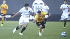 Youth League (J4): Resumen y gol del Valencia 0-1 Young Boys