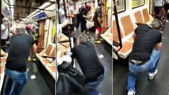 Así fue la agresión en el metro de Madrid por la que un enfermero ha perdido un ojo