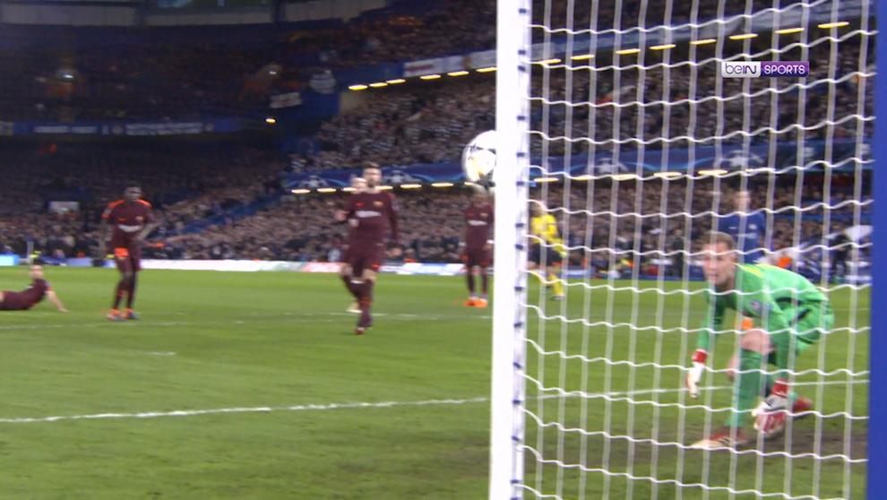 Chelsea vs Barcelona  Iniesta vuelve a rescatar al Barça - Champions League bc14411d137f2