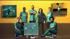 El Madrid presenta su tercera equipación como un videojuego: This is Grandeza