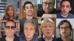 El mundo del deporte, la comunicación y la cultura más unidos que nunca por Madrid