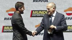 """Tebas: """"No creo que la llegada de Messi pueda resolver los problemas de la Serie A"""""""