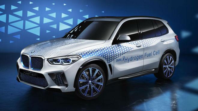 BMW i Hydrogen NEXT: BMW acelera hacia el coche de hidrógeno