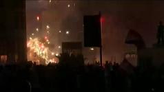 Tras la explosión, las protestas: ira y rabia contra el gobierno en las calles de Beirut