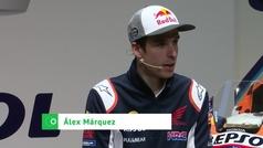 """Alex Márquez: """"Ojalá en el futuro pueda decir que Marc es mi rival"""""""