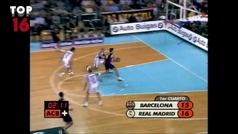 El principio de la leyenda: el Top 16 de Pau Gasol en la ACB