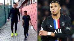 """La confesión de Cristiano: """"Mbappé es el presente y será el futuro"""""""