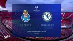 Champions League ( 1/4 ida): Resumen y goles del Oporto 0-2 Chelsea