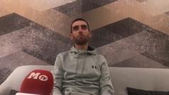 """Dani Navarro: """"Quiero regresar al Tour para disfrutar"""""""