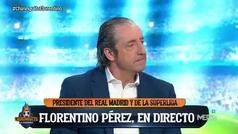 """Así fue el primer mensaje de Florentino Pérez: """"Hemos perdido 400 millones"""""""