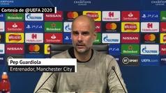 """Guardiola: """"El Madrid  no me ha decepcionado, quiero dar mérito a lo que hemos hecho"""""""
