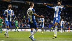 Europa League (Grupo G): Resumen y goles del Espanyol 6-0 Ludogorets