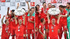 Ribery y Robben se despidieron de Múnich con gol y alirón
