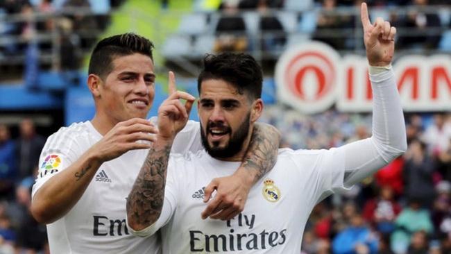Getafe Real Madrid 0 3: Getafe Vs Real Madrid: Resumen, Goles Y Resultado